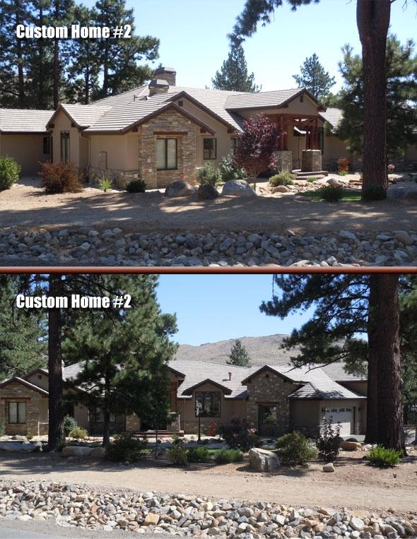 Beautiful Custom Home by Jason Warfield Residential Design