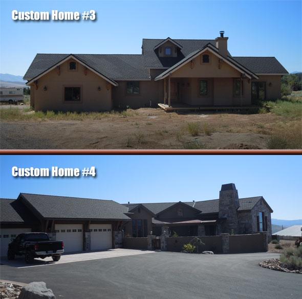 Beautiful Custom Built Homes from Jason Warfield Residential Design